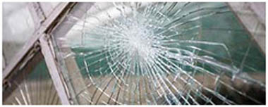 Feltham Smashed Glass